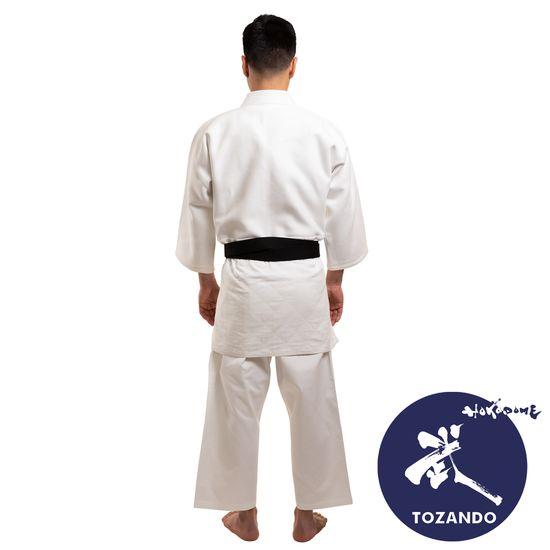 Tozando Supreme DO Aikidogi Set -  Model-Reverse